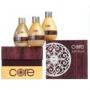 Mades Cosmetics Набор Core (гель д/душа+лосьон д/тела +пена д/ванны) мед и лайм