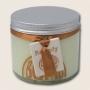 Кремовый лосьон для тела (кремов. цвет)